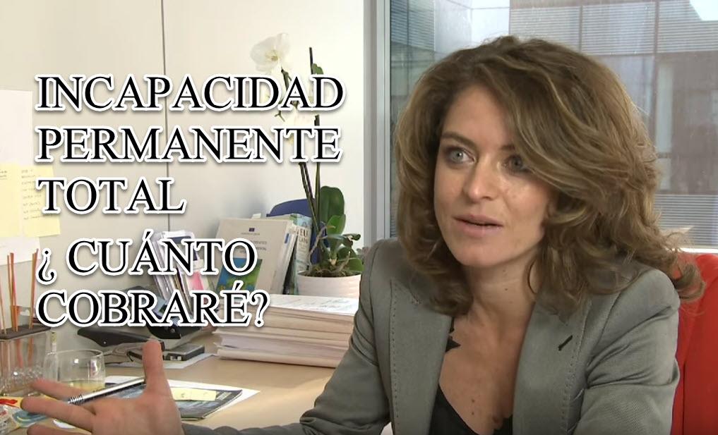INCAPACIDAD PERMANENTE TOTA-